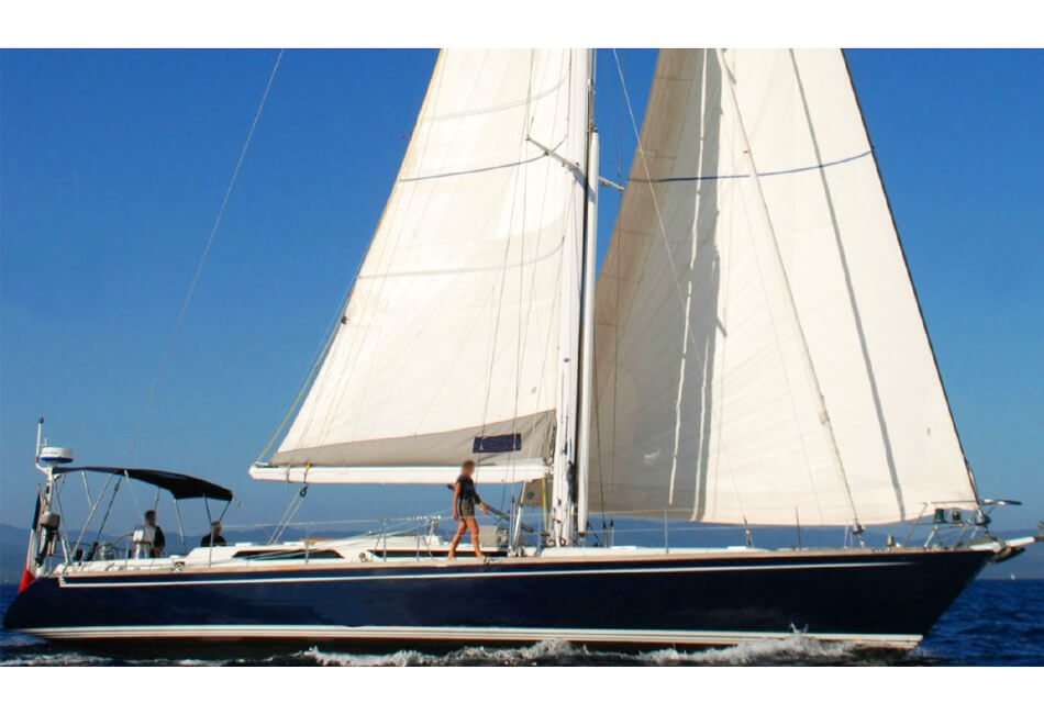 64 Ft Baltic 64-005 Semi Custom Sailing Yacht (available for weekly charters)